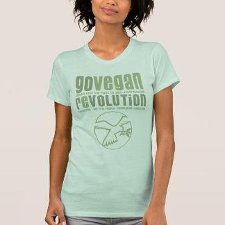 GO VEGAN REVOLUTION - 20w T-Shirts