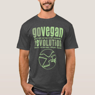 GO VEGAN REVOLUTION -24m T-Shirt