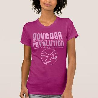 GO VEGAN REVOLUTION - 25w Hemd