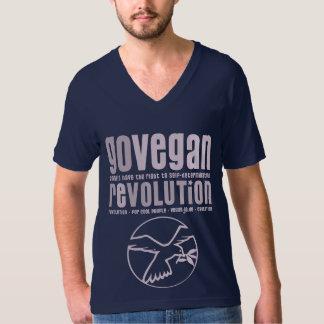 GO VEGAN REVOLUTION -31m Hemd