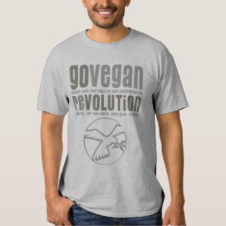 GO VEGAN REVOLUTION -32m Shirt