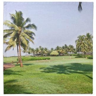 Goa Indien 2 Stoffserviette