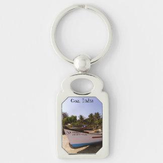 Goa Reise-Schlüsselkette Schlüsselanhänger