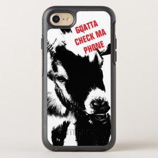 GOATTA KARO-MA-TELEFON OtterBox SYMMETRY iPhone 8/7 HÜLLE