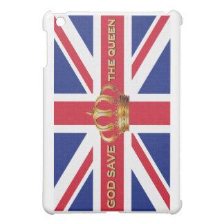 God Save the Queen iPad Muschel iPad Mini Hülle