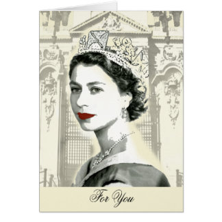 God Save the Queen Karte