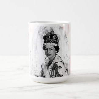 God Save the Queen Punk/Schmutz Tasse