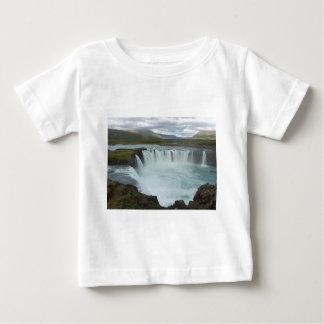 Godafoss Island Baby T-shirt