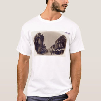 Godalming Hautpstraße, Surrey, c.1900 T-Shirt