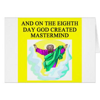 godcreated Genie Karte