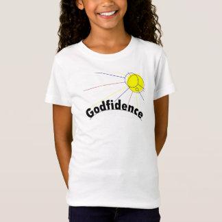 Godfidence und Sonnenschein T-Shirt