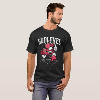 godlevel Straßenabnutzung T-Shirt
