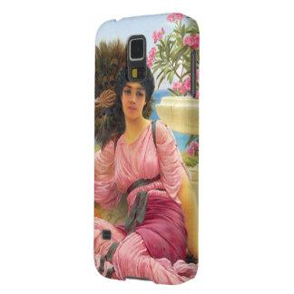 Godward Flabellifera Samsung Kasten Galaxie-S5 Galaxy S5 Hülle