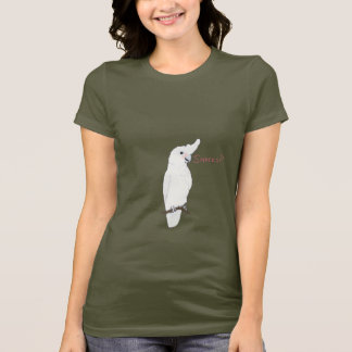 Goffin Cockatoo: Imbisse?! T-Shirt