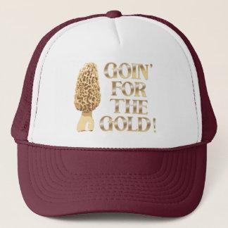 Goin für das Gold Truckerkappe