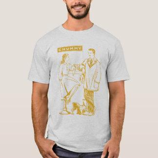 Gold 1935 eng befreundet T-Shirt