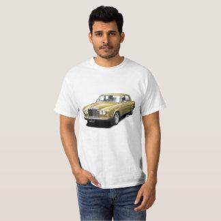 Gold, das königlichen klassischen Auto-T - Shirt