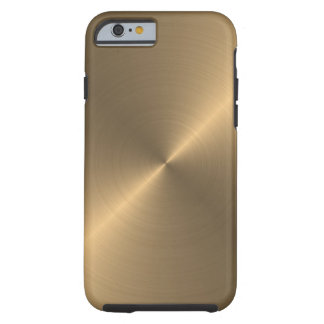 Gold Tough iPhone 6 Hülle