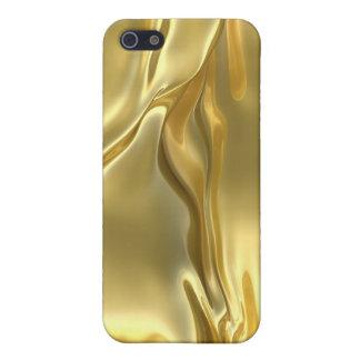 Gold iPhone 5 Schutzhüllen