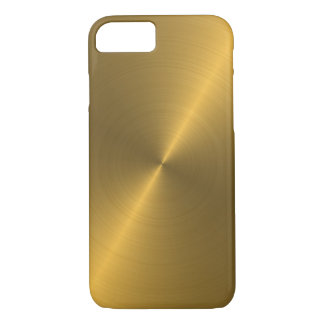 Gold iPhone 8/7 Hülle