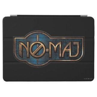Gold- u. Marmor NO-Major Badge iPad Air Hülle