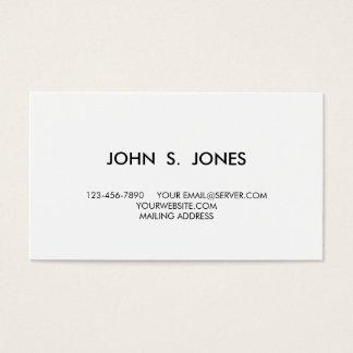 Gold und weißes elegantes Damast-Muster Visitenkarte