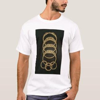 Goldarmbänder vom Ertsfield Schatz, 4. Cer T-Shirt
