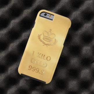 Goldbarren-Bar Tough iPhone 6 Hülle