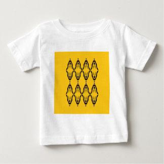 Goldblack Verzierungen Baby T-shirt