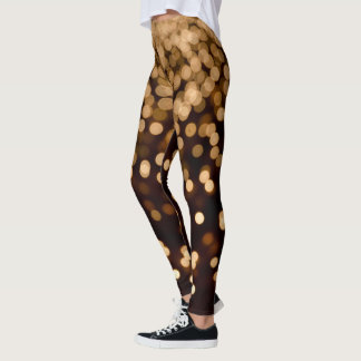 GoldBubbles Leggings