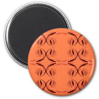 Goldelemententwurf Runder Magnet 5,7 Cm