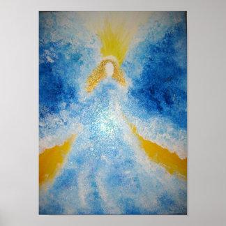 ~ Golden Angel ~ Poster