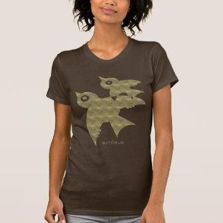Golden Birds Shirt