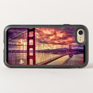 Golden gate bridge in San Francisco, Kalifornien OtterBox Symmetry iPhone 7 Hülle