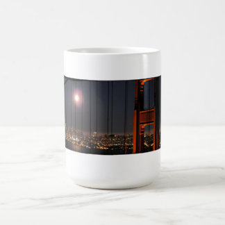 Golden gate bridge kaffeetasse