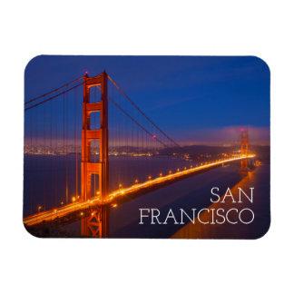 Golden gate bridge, Kalifornien Magnet