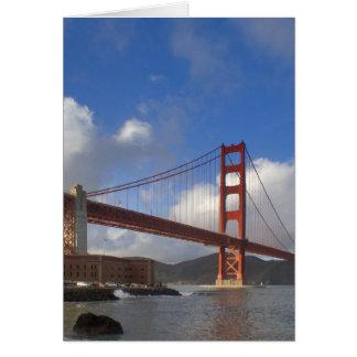 Golden gate bridge karte