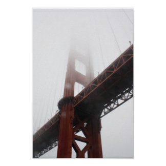 Golden gate bridge-Plakat Poster