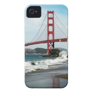 Golden gate bridge San Francisco CA iPhone 4 Case-Mate Hülle