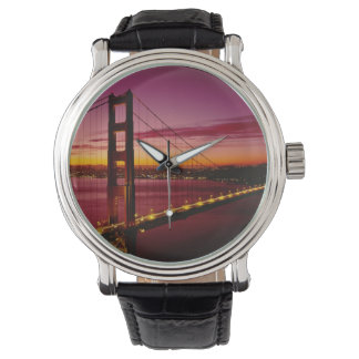 Golden gate bridge, San Francisco, Kalifornien, 5 Armbanduhr