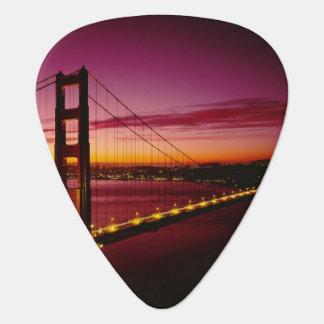 Golden gate bridge, San Francisco, Kalifornien, 5 Plektron