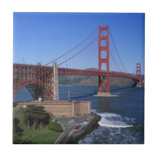 Golden gate bridge, San Francisco, Kalifornien 7 Keramikfliese