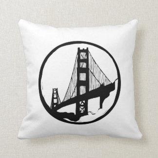 Golden gate bridge San Francisco Kissen