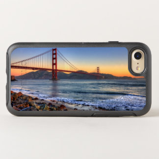 Golden gate bridge von San- Francisco Bayspur OtterBox Symmetry iPhone 7 Hülle