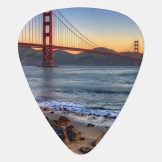 Golden gate bridge von San- Francisco Bayspur Plektron
