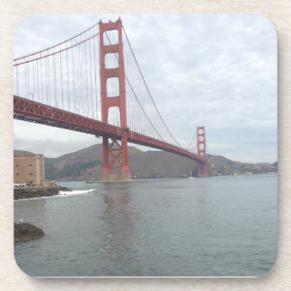 Golden Gate Brücke 6 Untersetzer mit