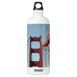 Golden Gate Brücke Foto Wasserflasche