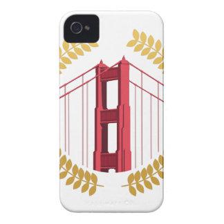 Golden Gate Brücke Sehenswürdigkeit Case-Mate iPhone 4 Hüllen
