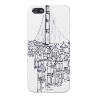 Golden Gate iPhone 5 Cover