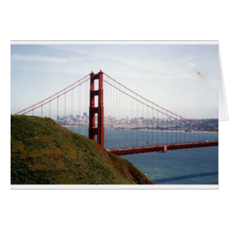 Golden Gate Karte